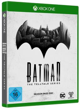 Warner Batman: The Telltale Series - Season Pass Disc (Xbox One)