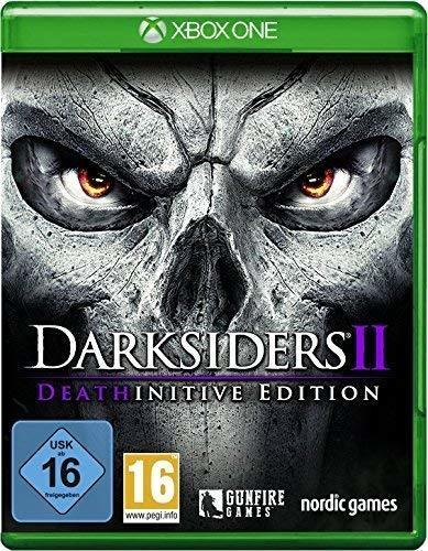 EuroVideo Darksiders II - Deathinitive Edition (Xbox One)