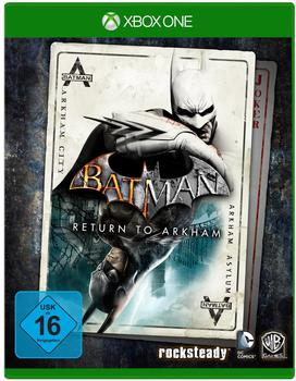 Warner Batman: Return to Arkham (Xbox One)