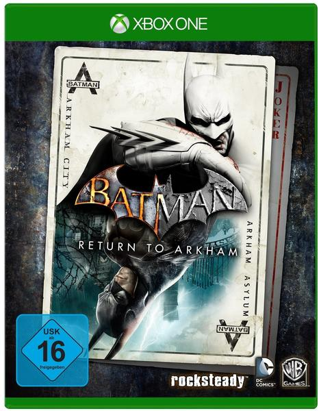 Warner Batman: Return to Arkham (Xbox One)