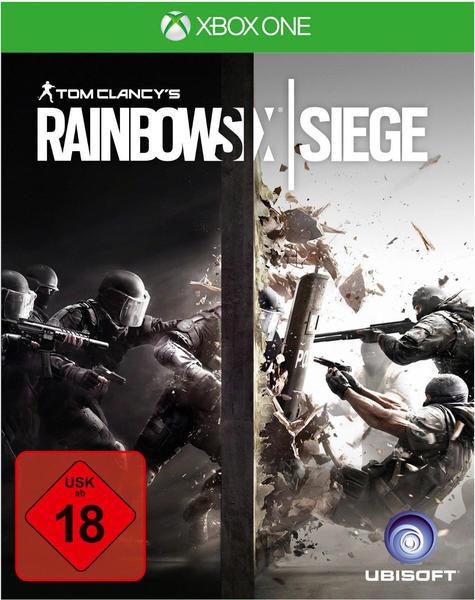 Tom Clancy's Rainbow Six: Siege (Xbox One)