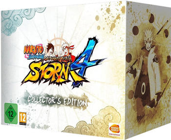 Naruto Shippuden: Ultimate Ninja Storm 4 - Collector's Edition (Xbox One)