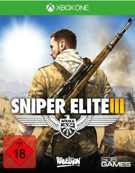 505 Games Sniper Elite III: Afrika (PEGI) (Xbox One)