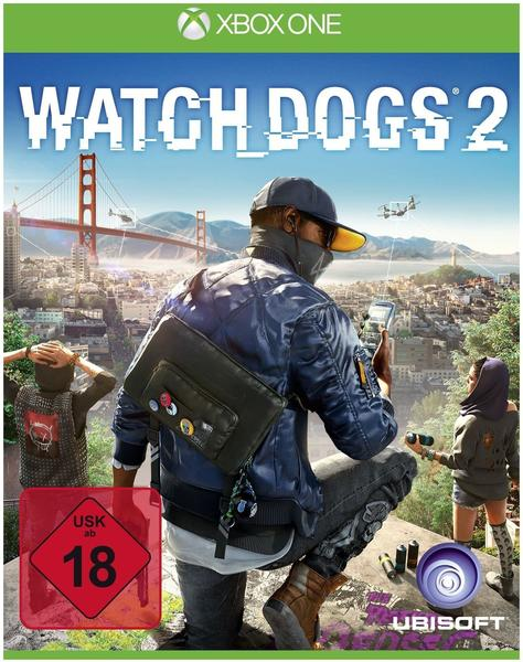 Ubisoft Watch Dogs 2 (Xbox One)