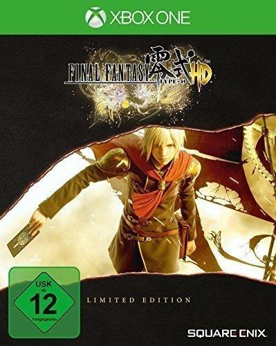 Final Fantasy: Type-0 HD - Limited Edition (Xbox One)