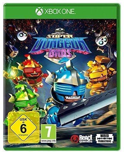 Super Dungeon Bros (Xbox One)