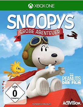 Snoopys große Abenteuer (Xbox One)