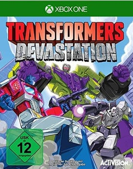 Activision Transformers: Devastation (Xbox One)
