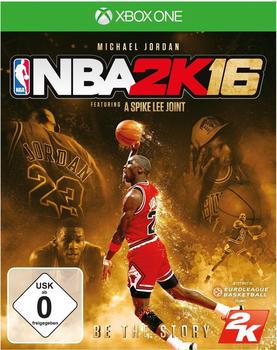 NBA 2K16: Michael Jordan Edition (Xbox One)