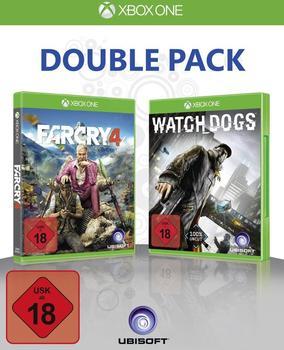 Far Cry 4 + Watch Dogs (Xbox One)