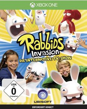 Rabbids Invasion: Die interaktive TV Show (Xbox One)