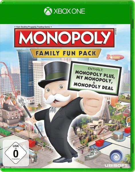 Monopoly: Family Fun Pack (Xbox One)