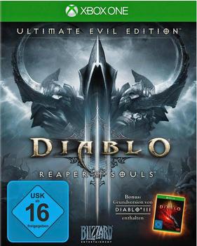 Blizzard Diablo III: Reaper of Souls - Ultimate Evil Edition (PEGI) (Xbox One)