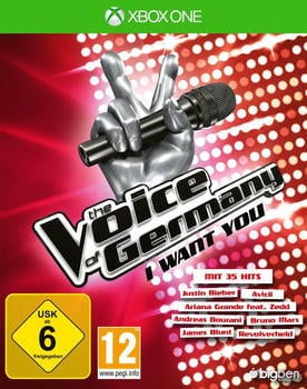 The Voice of Germany: i want you (Xbox One)