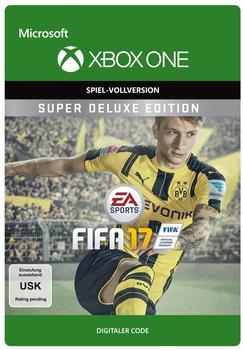 FIFA 17: Super Deluxe Edition (Xbox One)