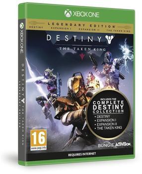 Activision Blizzard Destiny: The Taken King (PEGI) (Xbox One)