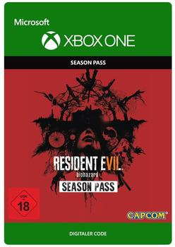 Resident Evil 7: Biohazard - Season Pass (Add-On) (Xbox One)