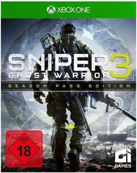Sniper: Ghost Warrior 3 - Season Pass Edition (Xbox One)