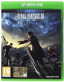 Koch Media Final Fantasy XV - Day One Edition (PEGI) (Xbox One)