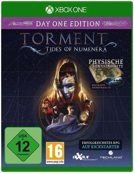 Techland Torment: Tides of Numenera (Xbox One)