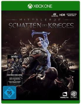 Warner Mittelerde: Schatten des Krieges Xbox One