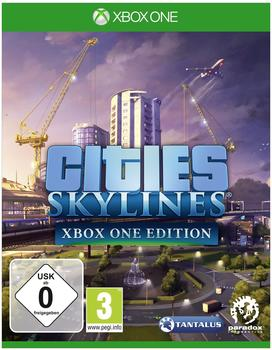 Cities: Skylines - Xbox One Edition (Xbox One)