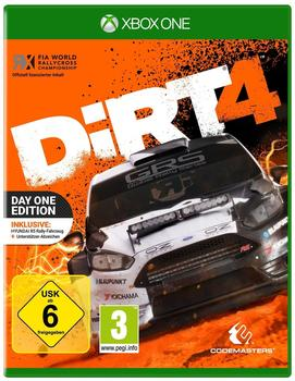 DiRT 4: Day One Edition (Xbox One)