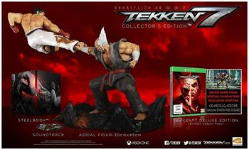 Tekken 7: Collector's Edition (Xbox One)