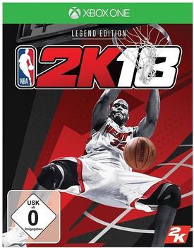 NBA 2K18: Legend Edition (Xbox One)