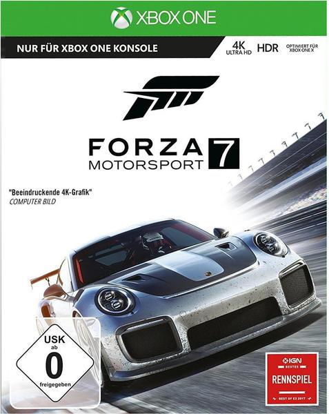 Microsoft Forza Motorsport 7 Xbox One