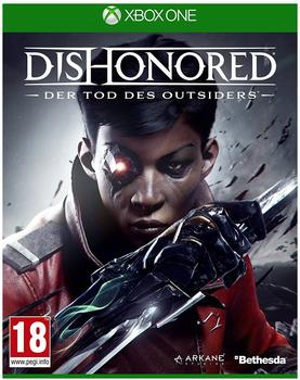 BETHESDA Dishonored: Der Tod des Outsiders (PEGI) (Xbox One)