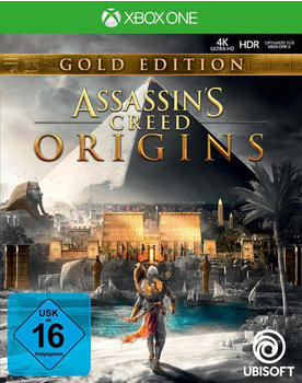 Assassin's Creed: Origins - Gold Edition (Xbox One)