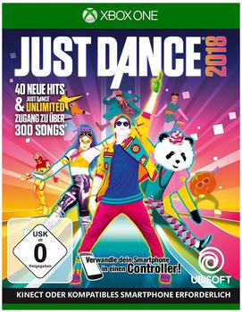 UbiSoft Just Dance 2018 (Xbox One)