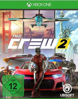 UbiSoft The Crew 2 (Xbox One)