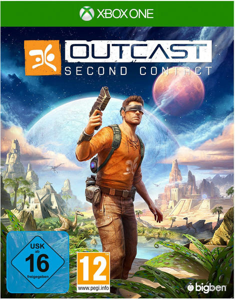 Outcast: Second Contact (Xbox One)