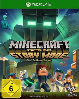 Minecraft: Story Mode - The Telltale Series - Staffel Zwei (Xbox One)