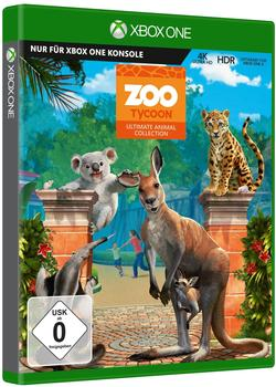Zoo Tycoon: Ultimate Animal Collection (Xbox One)
