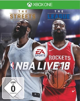 Electronic Arts NBA Live 18 - The One Edition (Xbox One)