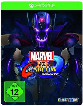 Marvel vs. Capcom: Infinite Deluxe Edition (Xbox One)