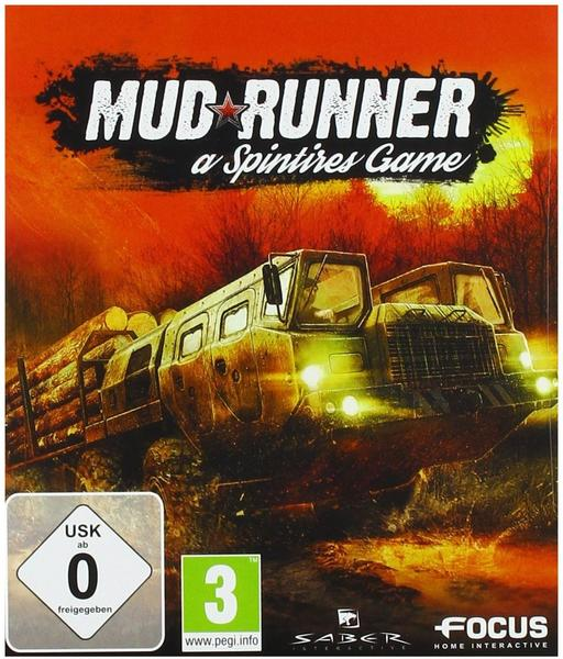 MudRunner: a Spintires Game (Xbox One)