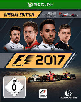 Codemasters F1 2017 - Special Edition (PEGI) (Xbox One)