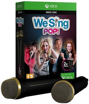 We Sing: Pop! + 2 Mikrofone (Xbox One)
