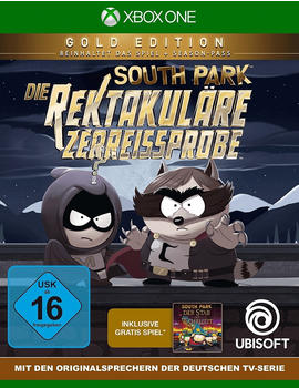 UbiSoft South Park: The Fractured but Whole - Gold Edition (PEGI) (Xbox One)