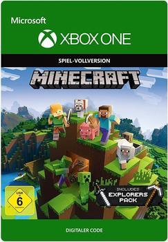 Minecraft: Xbox One Edition + Explorers Paket (Xbox One)