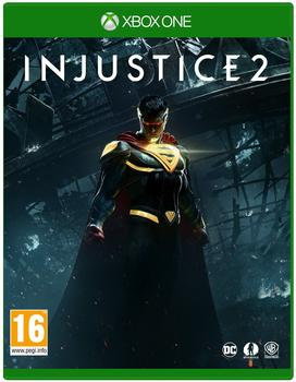 Warner Injustice 2 (PEGI) (Xbox One)