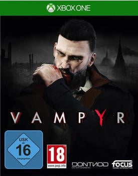 Focus Home Interactive Vampyr (Xbox One)