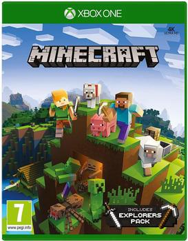 Microsoft Minecraft (inkl. Entdecker-Paket)