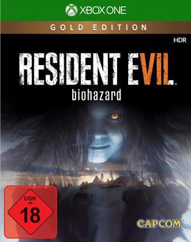 Capcom Resident Evil 7 biohazard Gold Edition Xbox One]