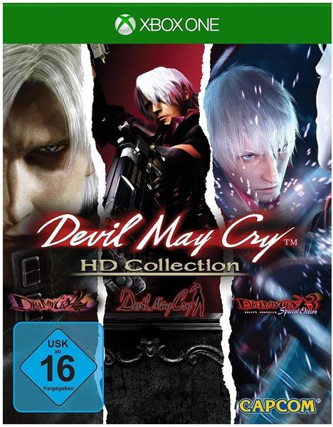 Devil May Cry: HD Collection (Xbox One)