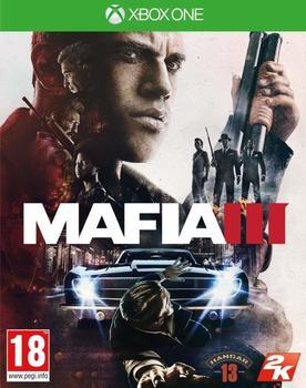 Microsoft Mafia III, Xbox One,